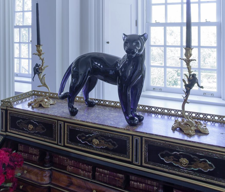 LARGE PANTHER, Midnight