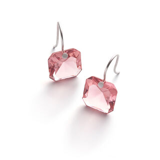 BACCARAT PAR MARIE-HÉLÈNE DE TAILLAC EARRINGS, Light pink