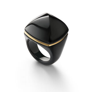 LA BAGUE POP, Black
