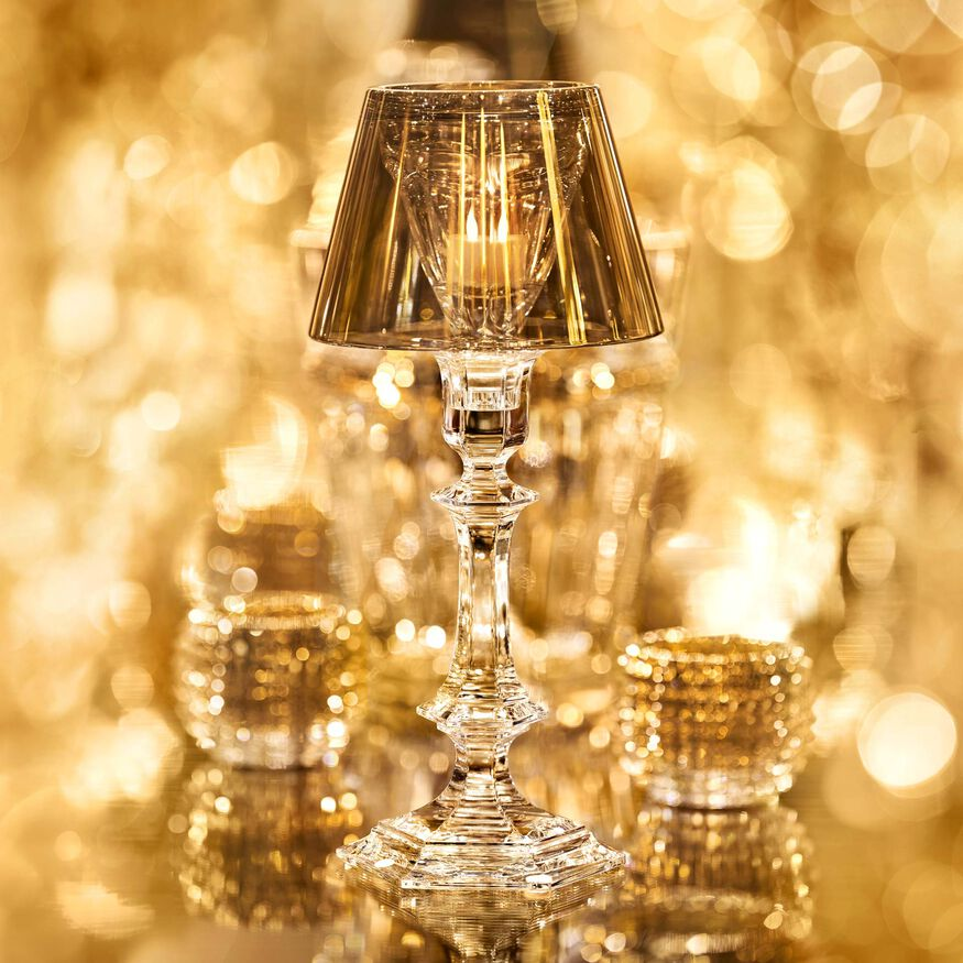 HARCOURT OUR FIRE CANDLESTICK  Gold - 4