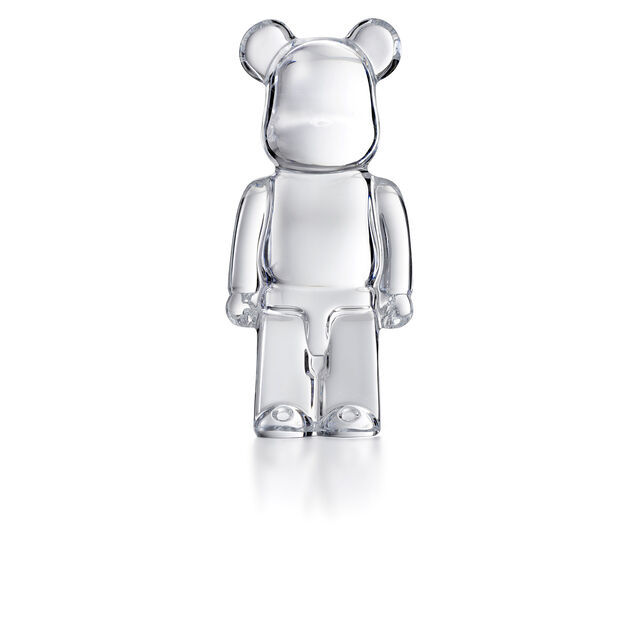 BE@RBRICK CLEAR 透明玩偶,