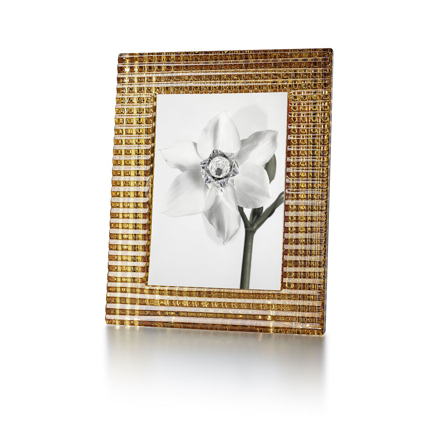 EYE PHOTO FRAME  Gold
