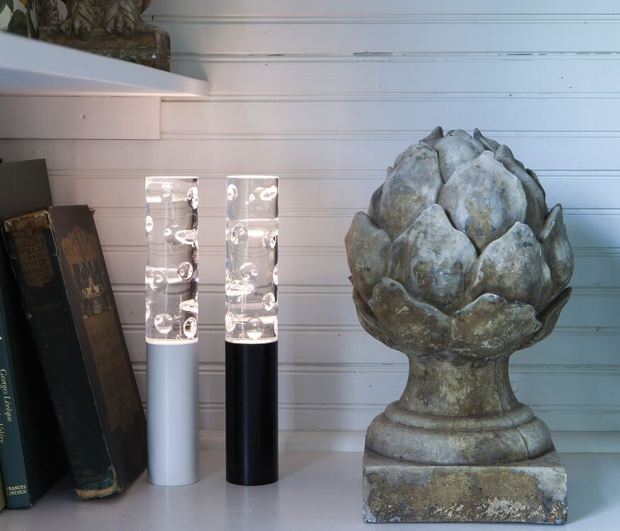 JARDIN DE CRISTAL JALLUM VOTIVES  White - 3